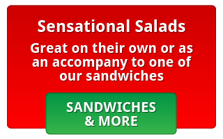 Sensational Salads: Great on their own or as an accompany to one of our sandwiches: Sandwiches & More